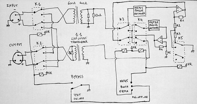 Strange Pultec Combo Meq5 Eqp1A Wiring Digital Resources Operbouhousnl